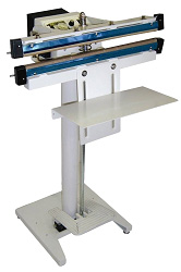 W-Series Direct Heat Foot-operated Sealers