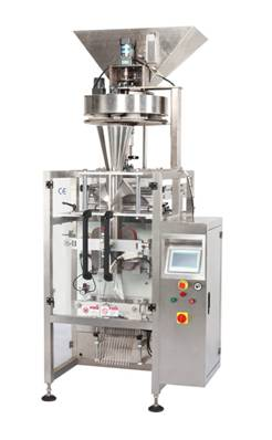 VFFS Machine for larger Pillow Bags and Side Gusseted Bags
