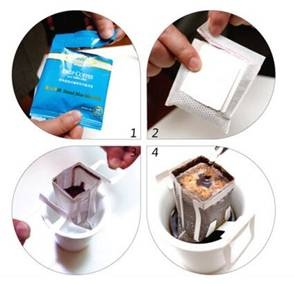 Drip Coffee and Tea Bag Packaging Machines